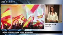 VideOKpinión Cristina Seguí: ¿Cómo hemos llegado a esta situación?