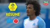 Olympique de Marseille - Stade de Reims (0-0)  - Résumé - (OM-REIMS) / 2018-19
