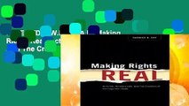 F.R.E.E [D.O.W.N.L.O.A.D] Making Rights Real: Activists, Bureaucrats, And The Creation Of The
