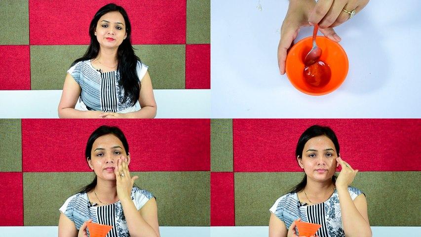 Carrot & Honey Homemade Face Pack For Dark Circle DIY: गाजर से घर पर बनाएं नेचुरल फेसपैक | Boldsky