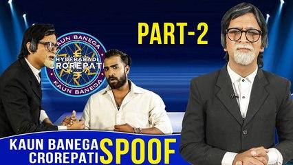 Kaun Banega Hyderabadi Crorepati Part -2 || KBC Spoof || Kiraak Hyderabadiz