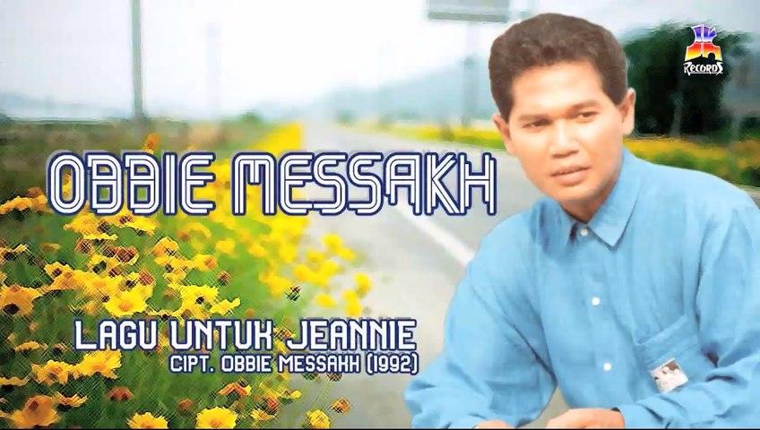 Obbie Messakh - Lagu Untuk Jeannie (Official Lyric Video)