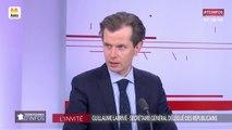 Invitée :Guillaume Larrivé - Territoires d'infos (03/12/2018)