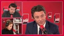 """Benjamin Griveaux : """"Si on considère qu'on fait un grand référendum venu d'en haut, ça ne fonctionne pas"""""""