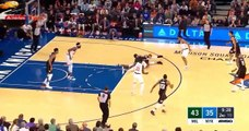 Giannis Antetokounmpo vs Kevin Knox Full Duel 2018.12.01 - Giannis With 33 Pts, Knox With 26!(1)