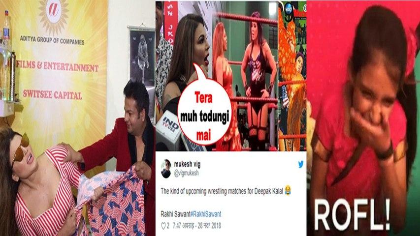 Rakhi Sawant and Deepak Kalal's Viral Memes after Wedding announcement | Boldsky