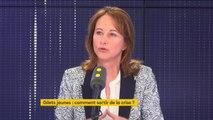 """""""Gilets jaunes"""", COP24... Ségolène Royal était l'invitée du 8h30 Fauvelle-Dély"""