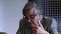 """""""Quel droit de l'environnement pour le XXIe siècle ?"""", François Ost, professeur de droit, philosophe et dramaturge, vice-recteur honoraire de l'Université St Louis de Bruxelles (conférence inaugurale du cycle """"Droit et environnement"""", proposé par l'IEJUC)"""