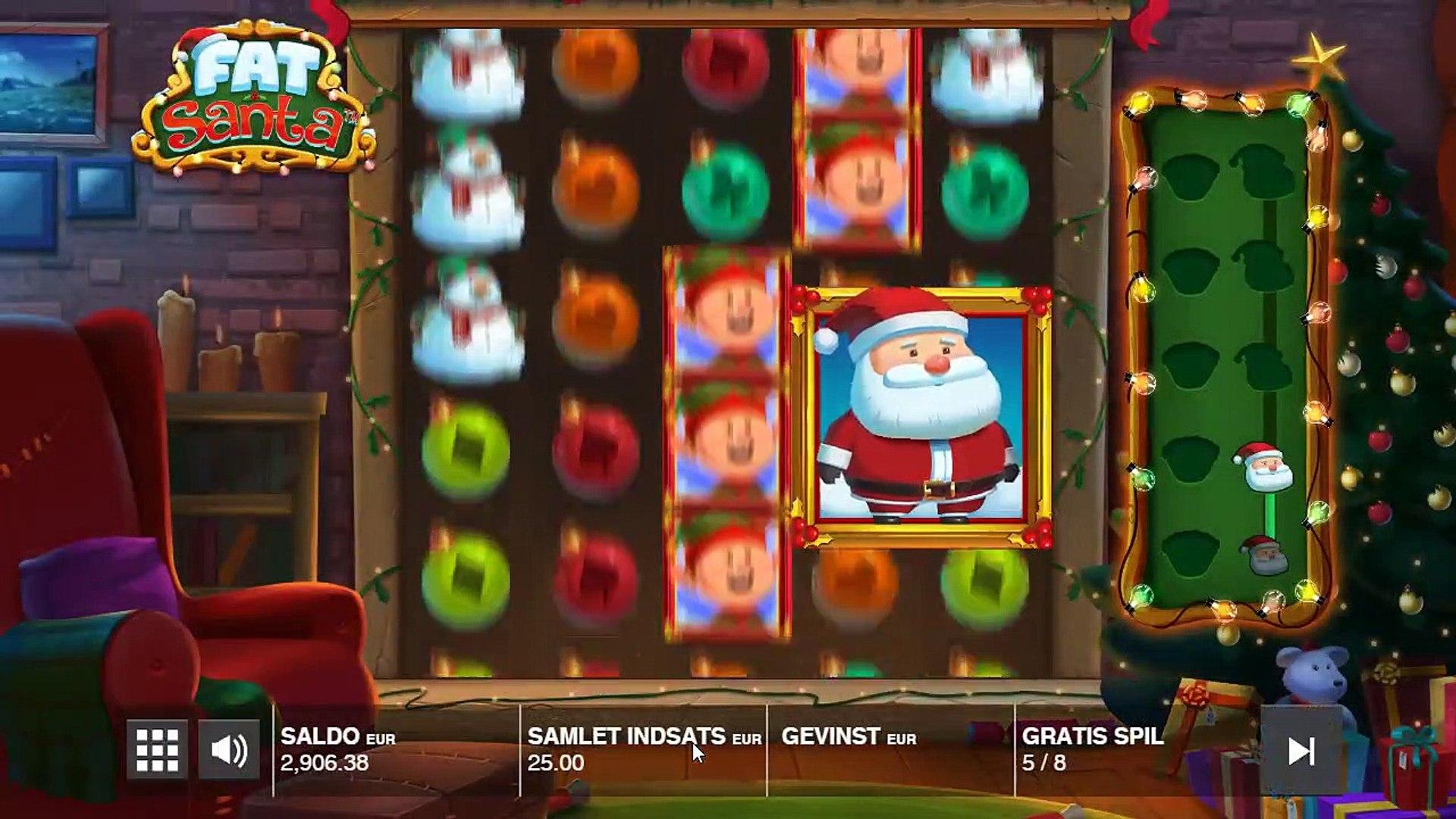 Mr Green Casino - Fat Santa Spillemaskine