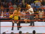 WWE - RVD Beats Undertaker for the WWE Title But Flair Resta