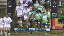 Résumé Montauban – Provence Rugby