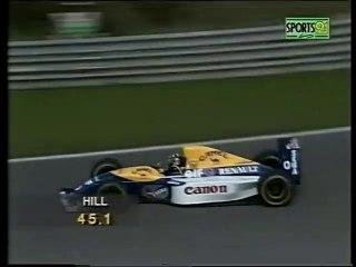F1 1993 Portugal GP Qualifying 2 Eurosport Part 1