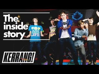 YOU ME AT SIX On Making Take Off Your Colours