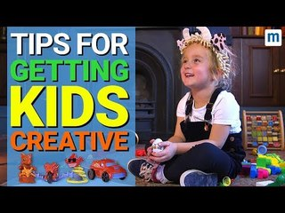 Tips to encourage Imagination in Children | Kinder Surprise