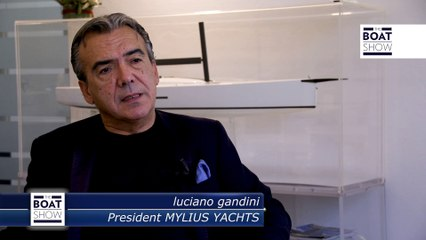 MYLIUS CANTIERE - 4K - The Boat Show