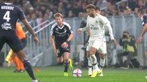 Bordeaux - Paris Saint-Germain : Le geste technique de Neymar Jr
