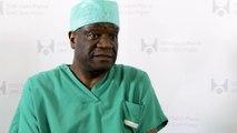 Le Professeur Mukwege nous parle des prochaines élections en RDC