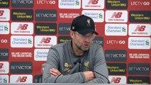 Reaction after Origi scores late winner for Liverpool in Merseyside derby