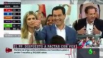 Jose Miguel Contreras enumera los factores y las claves de la irrupción de Vox en el Parlamento de Andalucía
