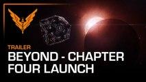 Elite Dangerous : Beyond - Chapter Four - Trailer date de sortie