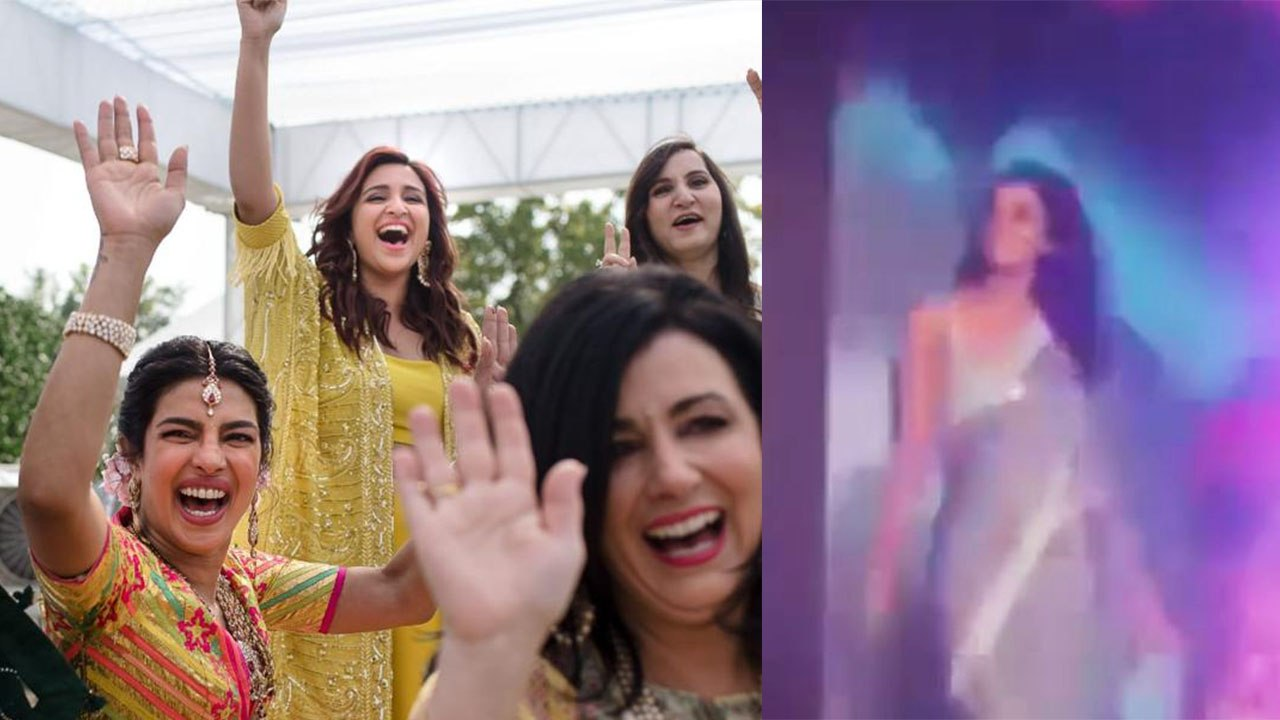 Priyanka Nick Wedding Parineeti Chopra S Dance For Couple