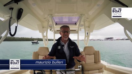 SCOUT 380 LXF - 4K - The Boat Show