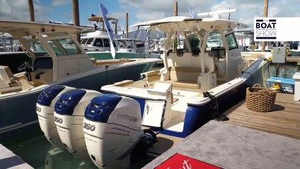 SCOUT BOATS GAMMA MIAMI - 4K - The Boat Show