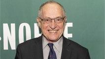 Alan Dershowitz Says He Has Proof Sexual Misconduct Accuser Lied
