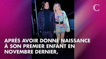 PHOTOS. Diane Kruger maman : l'actrice était éblouissante au bras de son chéri Norman Reedus lors du défilé Versace