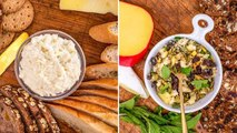 Two Cheesy Recipes (Made With Leftovers) By Jacques Pepin