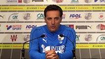Itw d'avant Match Amiens SC - Monaco, Christophe Pélissier