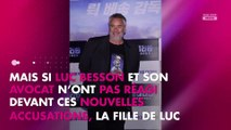 Luc Besson accusé de viol : sa fille le défend après de nouveaux témoignages