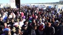 Türk Kızılayından Irak'taki Ezidi göçmenlere yardım - DUHOK