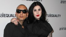 Kat Von D And Husband Debut New Baby