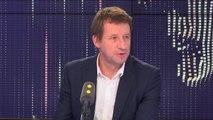 Yannick Jadot, invité du 19h20 politique de franceinfo