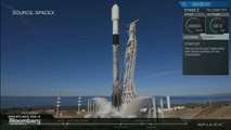 SpaceX Launches More Than 60 Satellites Into Orbit