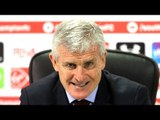 Southampton 2-2 Manchester United - Mark Hughes Full Post Match Press Conference - Premier League