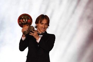 Pallone d'Oro 2018: 7 curiosità sul vincitore, Luka Modric