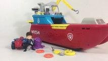 Paw Patrol Sea Patrol Sea Patroller Transforming Sea Rescue Vehicle || Keiths Toy Box