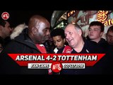 Arsenal 4-2 Tottenham | We Will Always Be The Biggest Club In London! (Claude)