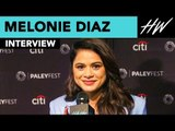 Charmed Star Melonie Diaz Didn't Like Her Onscreen Power!? I Hollywire