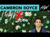 Cameron Boyce Confesses About His Weirdest First Date!!   Hollywire