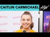 Insatiable's Caitlin Carmichael Gives Out Advice!   Hollywire