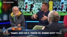 El zasca de Eduardo Inda a Jota Jordi en El Chiringuito