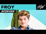 Froy Might Slide Into Your DM's!! | Hollywire