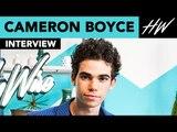 Cameron Boyce Reveals 'Descendants 3' Secrets!!   Hollywire