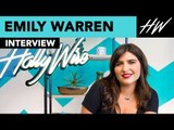 """Emily Warren Performs """"New Rules"""" & Loves The Chainsmokers!! 