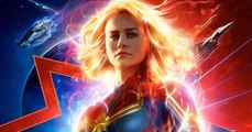 CAPTAIN MARVEL - Official Trailer 2 - Marvel Brie Larson vost