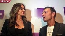 Mustafa Sandal ve Emina Jahoviç boşanmalarının ardından ilk kez bir araya geldi
