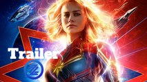 Captain Marvel Trailer #2 (2019) Brie Larson, Samuel L. Jackson Marvel Superhero Movie HD